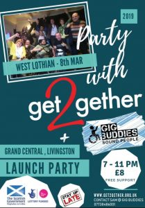 West Lothian Launch