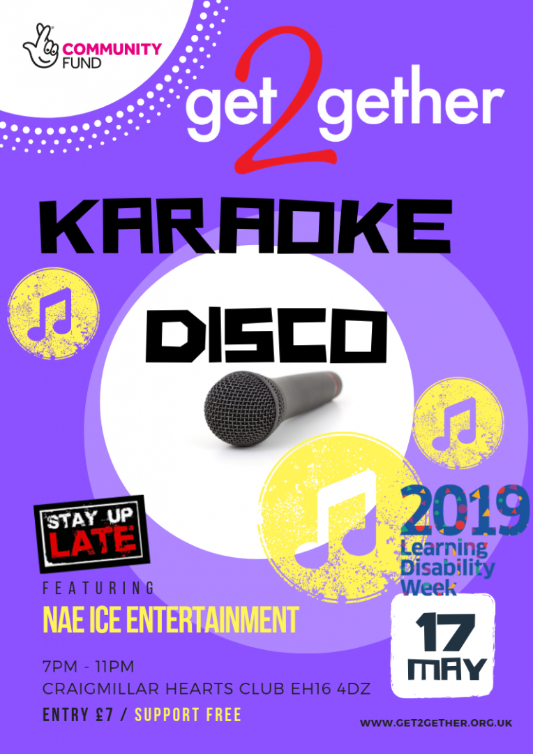 Karaoke Disco 17 May 2019